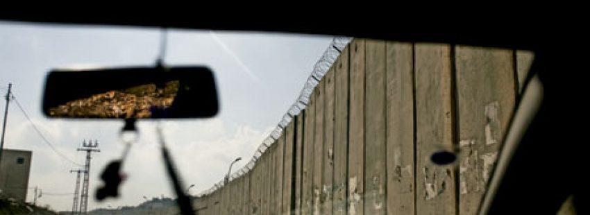 muro construido por Israel en Cisjordania para limitar la vida de los palestinos