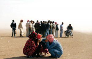 Cristianos refugiados