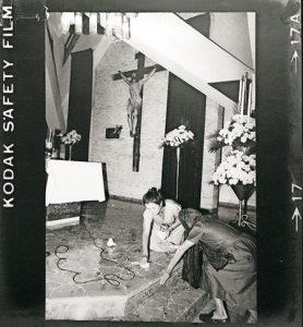Negativos del asesinato del beato Óscar Romero