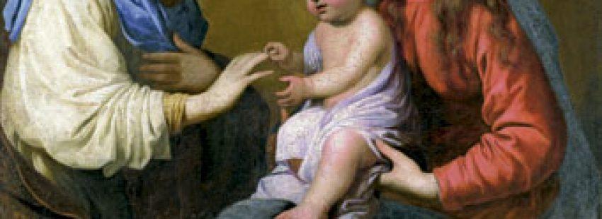 Desposorios místicos de Santa Catalina de Alejandría, Francisco de Zurbarán