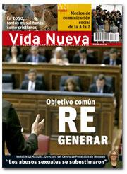 portada Vida Nueva Regenerar la vida política 2940 mayo 2015 pequeña