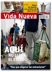 portada Vida Nueva Aportación de la Iglesia al Estado 2941 mayo 2015 pequeña
