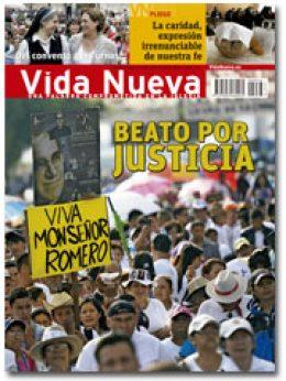 portada Vida Nueva Romero beato por justicia 2943 mayo 2015 pequeña