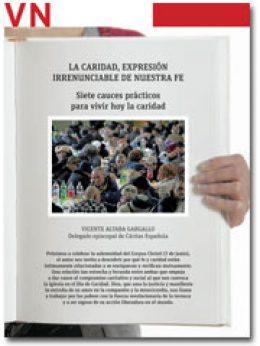 portada Pliego Caridad expresión de nuestra fe 2943 mayo 2015