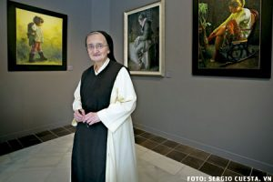 Isabel Guerra, monja cisterciense y pintora