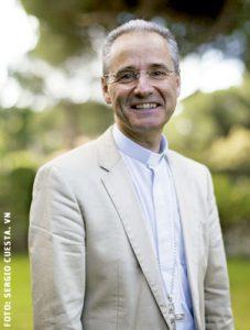 Jean-Paul Vesco, OP, obispo de Orán (Argelia) y autor del libro 'Todo amor verdadero es indisoluble'