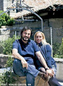 José María Zavala y Paloma Fernández, divorciados vueltos a casar