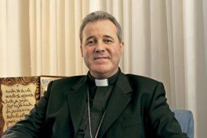 Mario Iceta, obispo de Bilbao y reponsable de Familia y Vida de la CEE