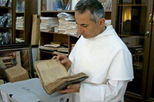 Najeeb Michaeel, dominio iraquí que salvó 800 manuscritos del Estado Islámico