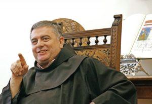 José Rodríguez Carballo. Secretario de la Congregación para la Vida Consagrada