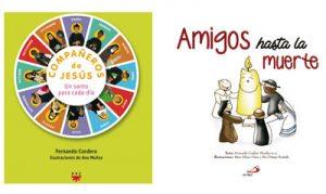 'Compañeros de Jesús' y 'Amigos hasta la muerte', Fernando Cordero