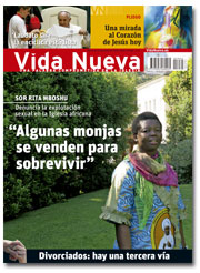 portada Vida Nueva Sor Rita denuncia abusos en la Iglesia de África 2944 junio 2015 pequeña