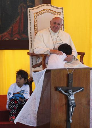 viaje apostostólico del papa Francisco a Ecuador, Bolivia y Paraguay, 5-13 julio 2015