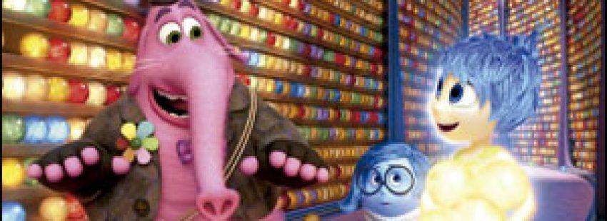 Del revés, fotograma de la película