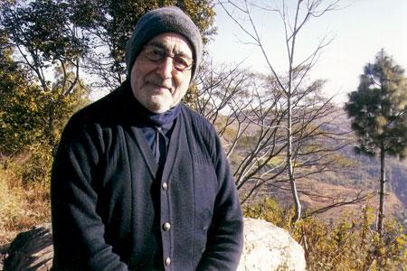 José Alfaro, misionero español en Nepal