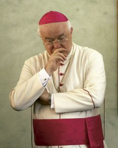 Jozef Weselowski, ex nuncio apostólico en la República Dominicana