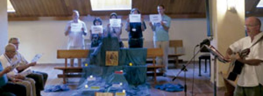 25 edición de los encuentros ecuménicos de El Espinar julio 2015