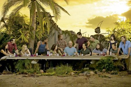 fotograma de la serie de televisión Perdidos