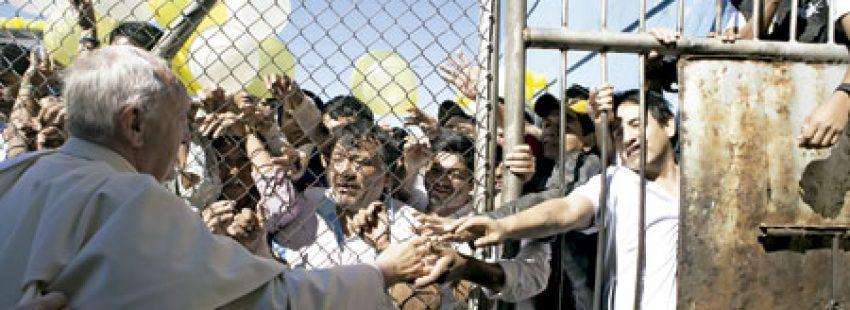 """Leonardo da Silva: """"Ojalá no vuelva la rutina después de la visita del Papa"""""""