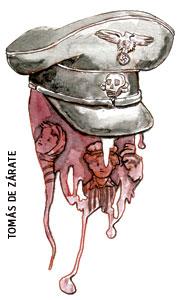 ilustración de Tomás de Zárate para el artículo 2952 de María de la Válgoma