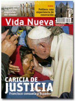 portada Vida Nueva papa Francisco en Ecuador julio 2015 2949 peequeña