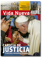 portada Vida Nueva papa Francisco en Ecuador julio 2015 2949 pequeña