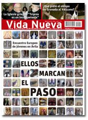 portada Vida Nueva Jóvenes y Teresa de Jesús 2952 agosto 2015 pequeña