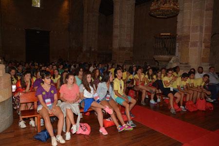 Encuentro Europeo de Jóvenes Ávila 5-9 agosto 2015