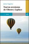 'Nuevas aventuras de Olsson y Laplace', Javier Sagarna (Menoscuarto)