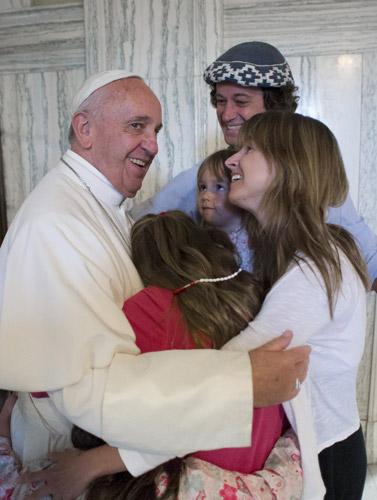 papa Francisco preside misa de clausura del VIII Encuentro Mundial de las Familias EMF en Filadelfia 27 septiembre 2015