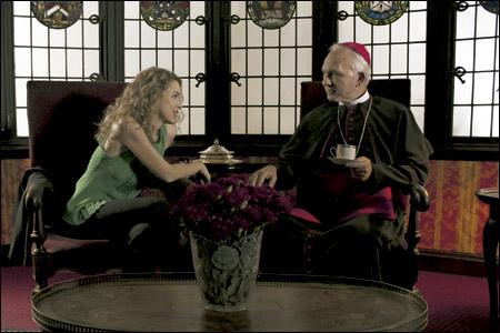 fotograma de la película Francisco el padre Jorge, película sobre Bergoglio, septiembre 2015