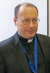 Luis Okulik, responsable de Migraciones del Consejo de las Conferencias Episcopales Europeas