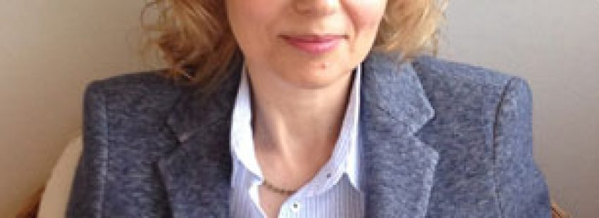 Myriam Cortés, rectora de la Universidad Pontificia de Salamanca