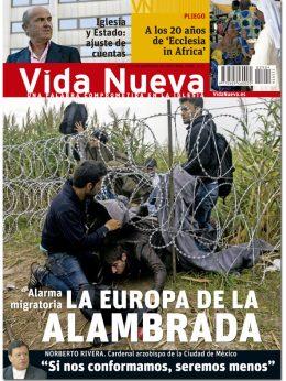 portada Vida Nueva Alerta migratoria 2954 septiembre 2015 Grande