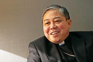 Bernardito Auza. Observador Permanente de la Santa Sede ante Naciones Unidas