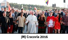Especial web Vida Nueva JMJ Cracovia 2016