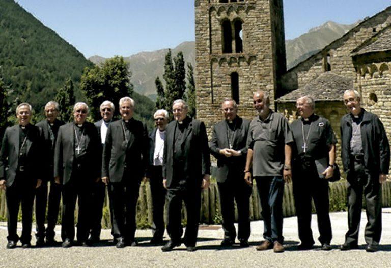 obispos de la Conferencia Episcopal Tarraconense