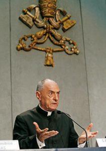 Pio Vito Pinto, presidente de la comisión