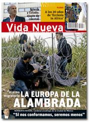 portada Vida Nueva Alerta migratoria 2954 septiembre 2015 pequeña