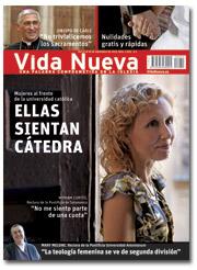 portada Vida Nueva Myriam Cortés rectora de la UPSA 2955 septiembre 2015 pequeña