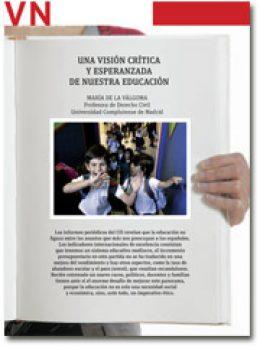 portada Pliego Una visión esperanzada de la educación 2957