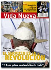 portada Vida Nueva Viaje del papa Francisco a Cuba 2957 septiembre 2015 pequeña
