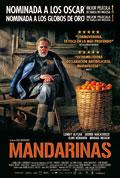 Carátula de la película 'Mandarinas'