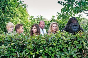 'El nuevo Nuevo Testamento',  fotograma de la película