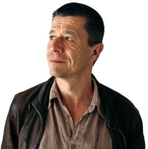 El novelista frances Emmanuel Carrère