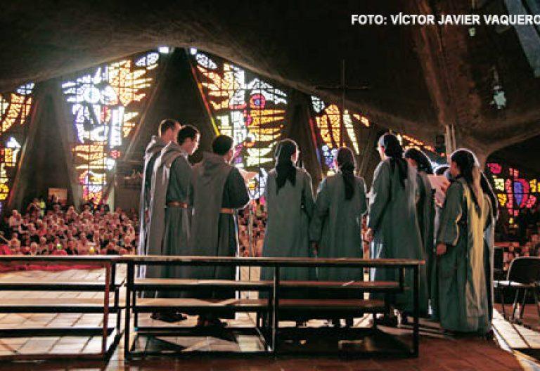 Encuentro de Vida Consagrada en Madrid 4 octubre 2015 Algo grande