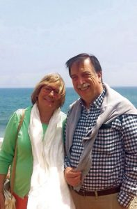 Maria-Montserrat Rosell -y-Eugeni-Gay-G XIV Asamblea General Sinodo