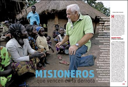 apertura A fondo VN Domund 2015 Misioneros de la misericordia que vencen en la derrota 2959 octubre 2015