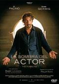 Carátula de la película 'La sombra del actor'