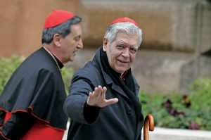 Jorge Urosa, cardenal arzobispo de Caracas